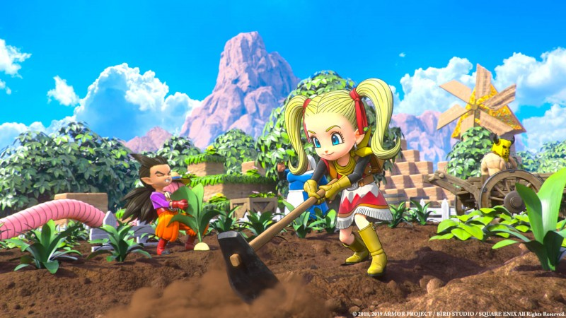 Weekend Warrior – Dragon Quest And Building