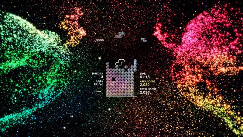 Tetris Effect Coming To PC Next Week