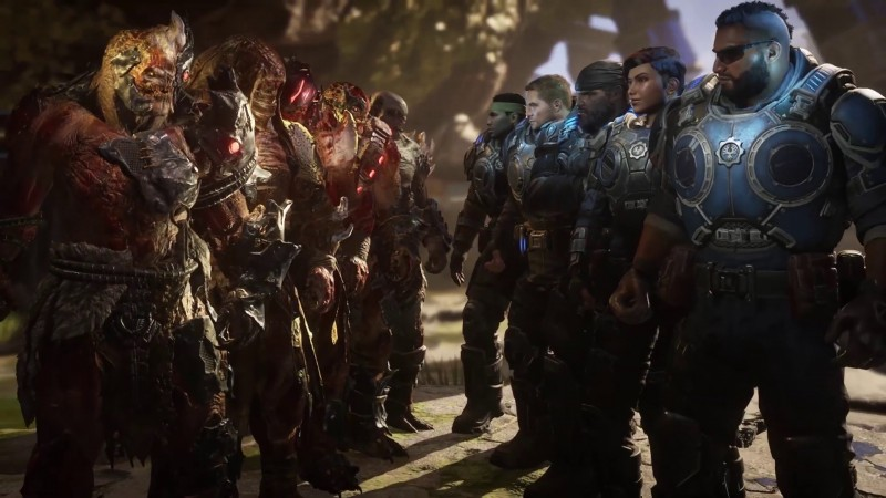 Gears 5's Multiplayer Tech Test Open To All XBLA Gold Members This Weekend