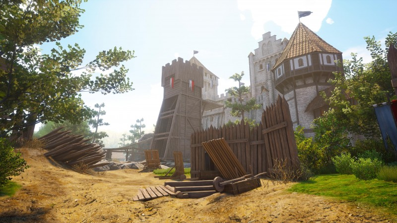 Mordhau Developer Outlines New Maps And Modes In Latest Update Blog Game Informer