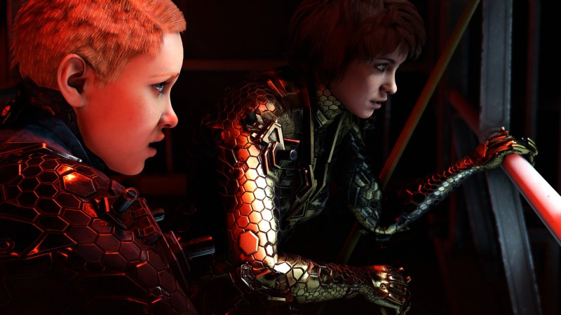 What To Expect From Wolfenstein: Youngblood On Switch - Game
