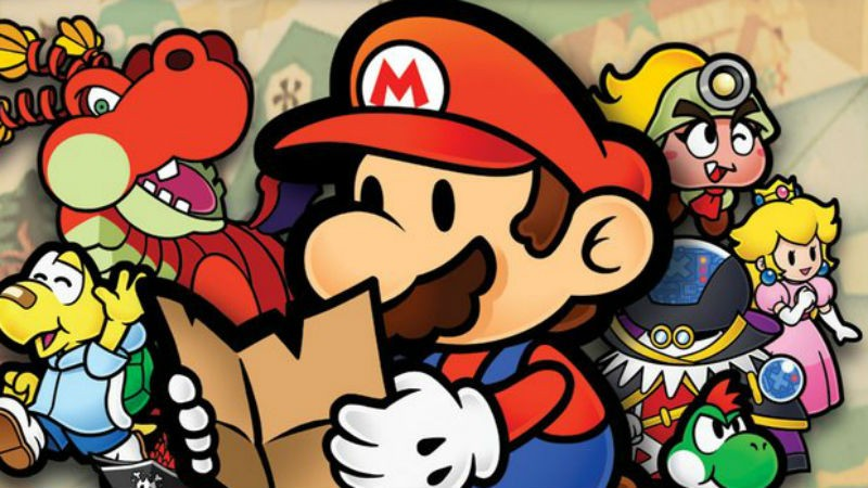 Fans Are Trying To Get Nintendo To Remaster Paper Mario: The