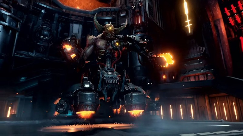 Bethesda Shows Off Doom Eternal's Battlemode