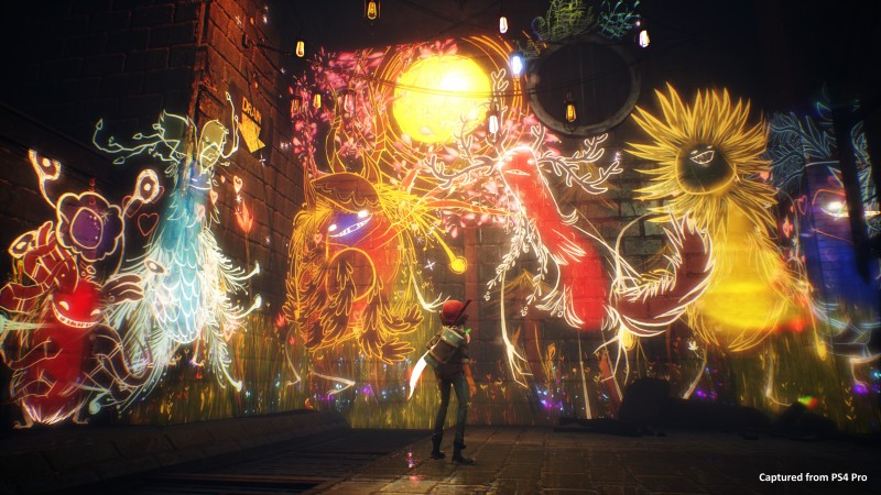 Concrete Genie's Art Creation Was Aided By Media Molecule's Dreams Technology