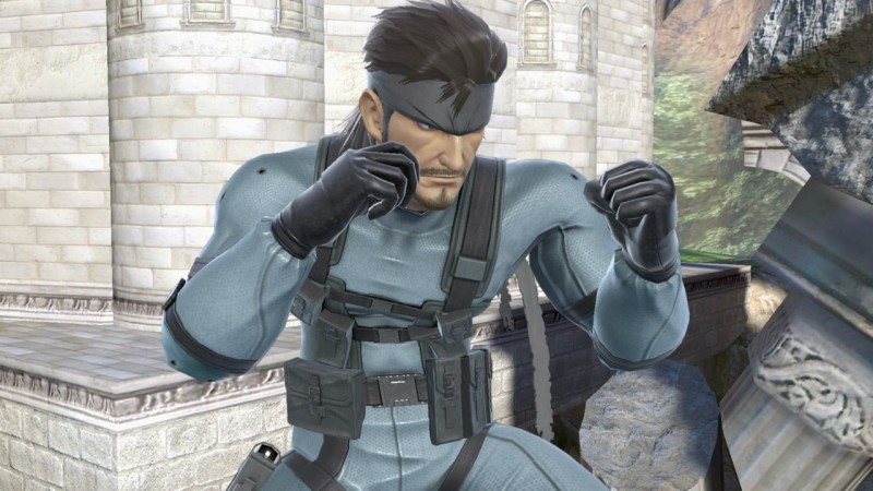 EVO Says Metal Gear Solid Cameo Video Was Not A DLC Reveal For