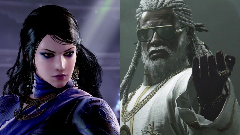Zafina Coming To Tekken 7 Alongside New Fighter Leroy Game Informer