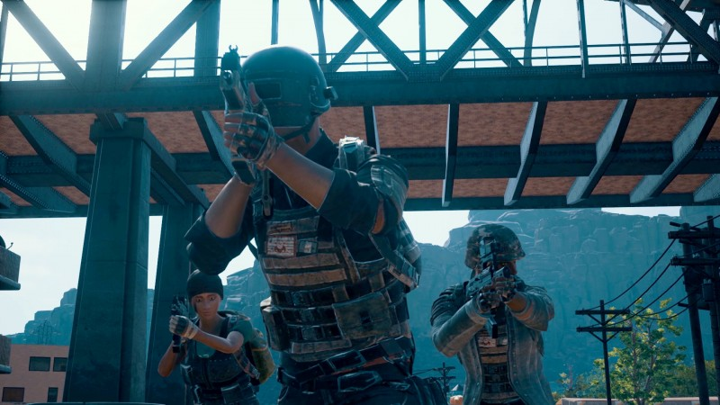 Cross-Console Play Coming To PUBG This Fall