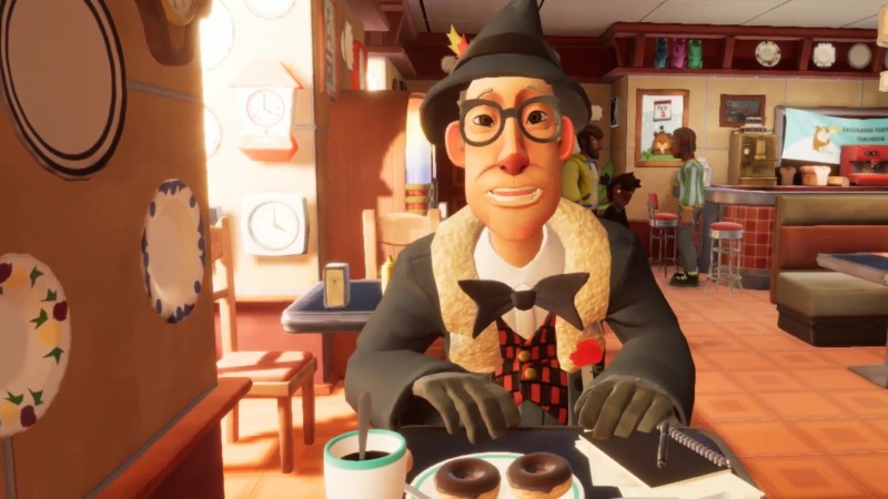 Groundhog Day: Like Father Like Son Is Releasing For VR Platforms In September