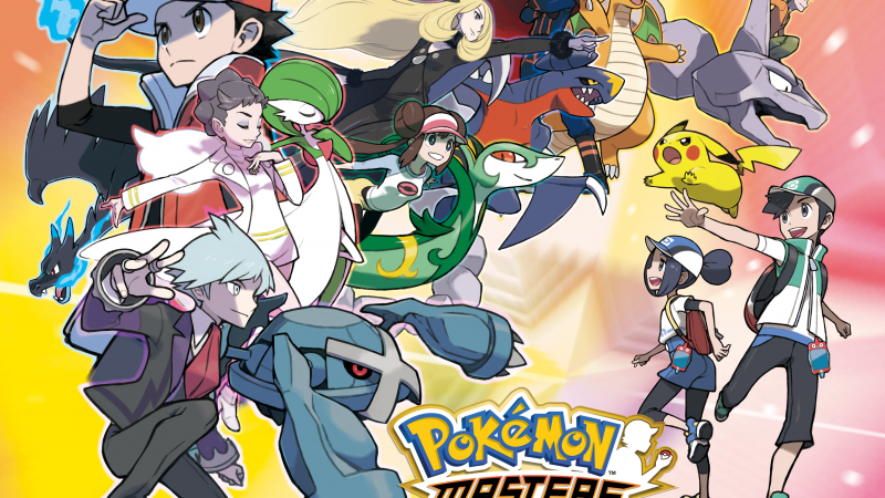 Pokémon Masters Is Exactly What You'd Expect From A Pokémon Mobile Game In 2019