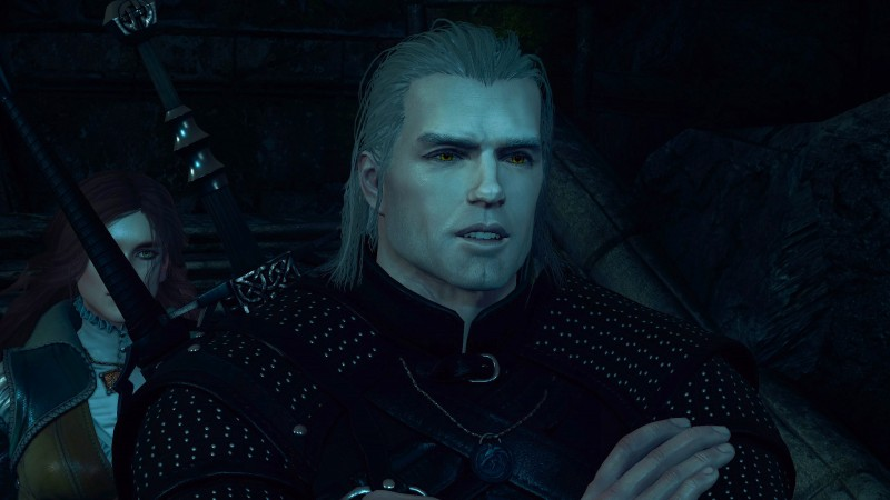 Witcher 3 Mod Replaces Geralt With Henry Cavill