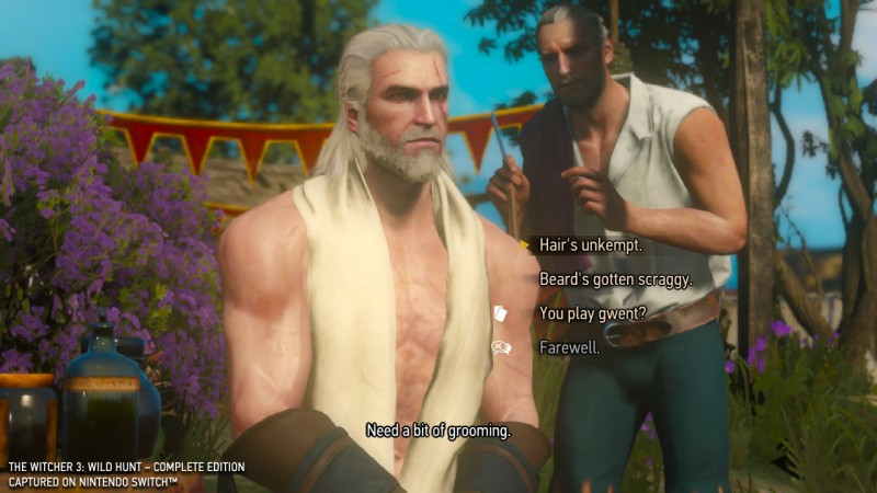Witcher 3 On Switch Makes Some Compromises But Is Surprisingly Competent
