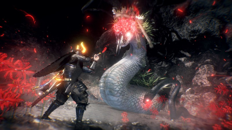 New Nioh 2 Demo Coming To Tokyo Game Show