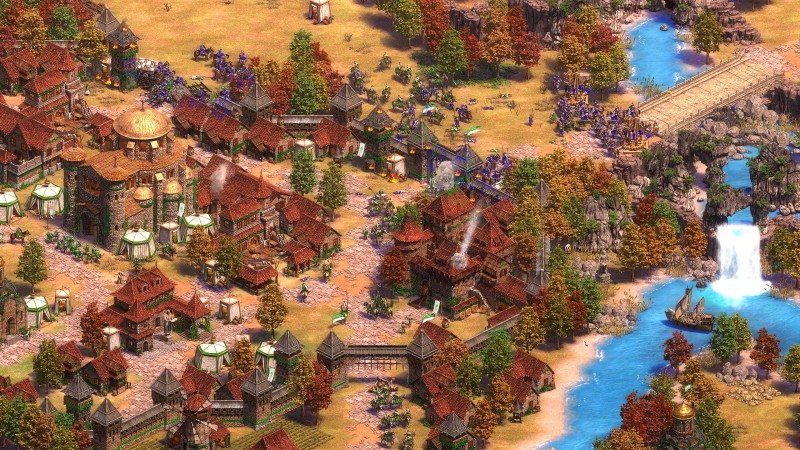 How Age Of Empires II: Definitive Edition Hopes It Is Living Up To Its Name
