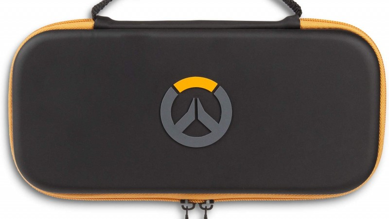 Overwatch-Themed Switch Case Appears Online