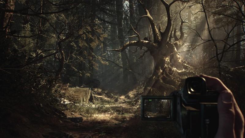 Blair Witch Review Walking Around In Circles Game Informer