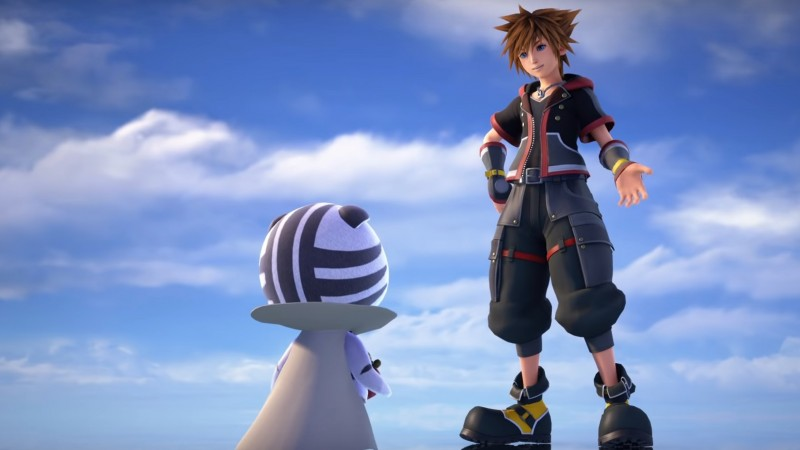 """Take A Look At Kingdom Hearts III's """"Re Mind"""" DLC Coming This Winter"""