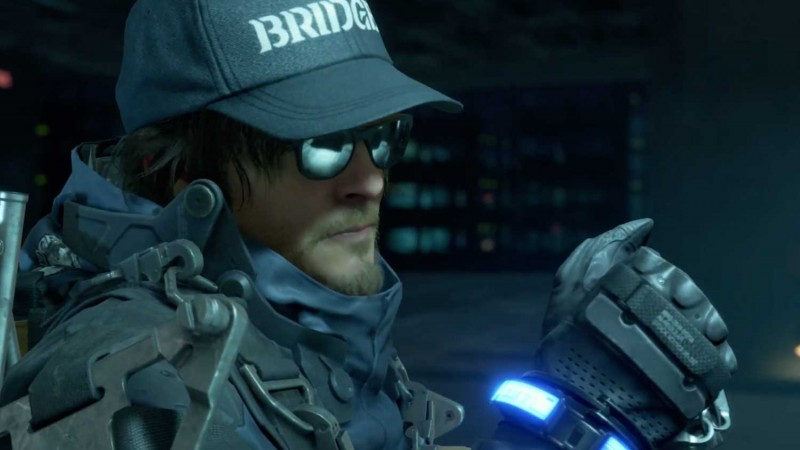 Watch 50-Minutes Of Death Stranding Gameplay With Hideo Kojima