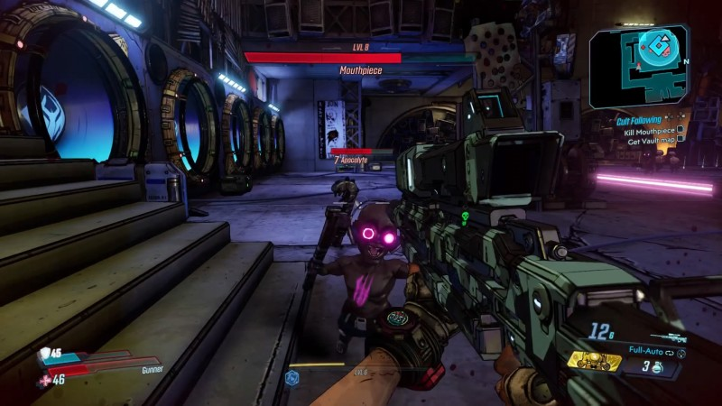 The Guns of Borderlands 3: A Revolving Journal