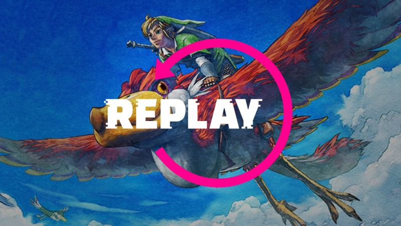 Replay – The Legend Of Zelda: Skyward Sword