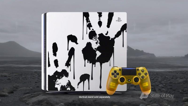Limited Edition Death Stranding PS4 Pro Bundle Releases On November 8