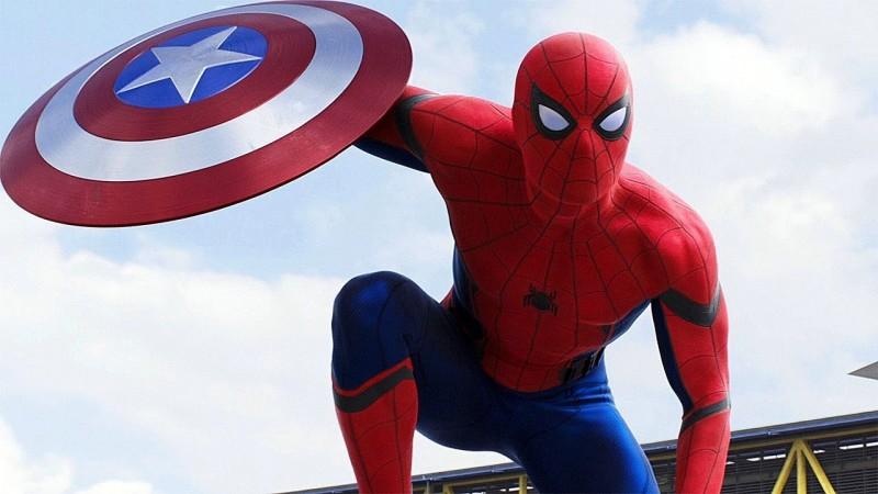 "Peter Parker/Spider-Man (Tom Holland) in ""Captain America"" Civil War"""