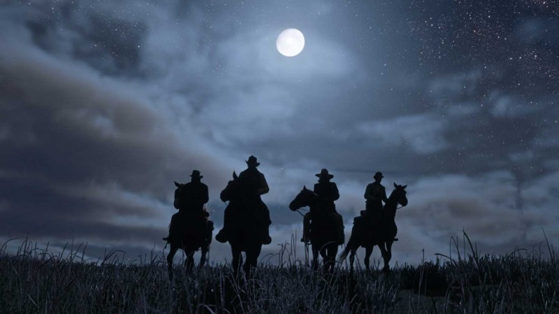 Watch Us Stream Red Dead Online's New Expansion With Leo Vader