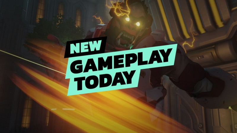 New Gameplay Today – Overwatch On Switch