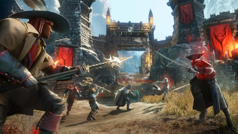 Amazon Games' New World Delayed Until September 28