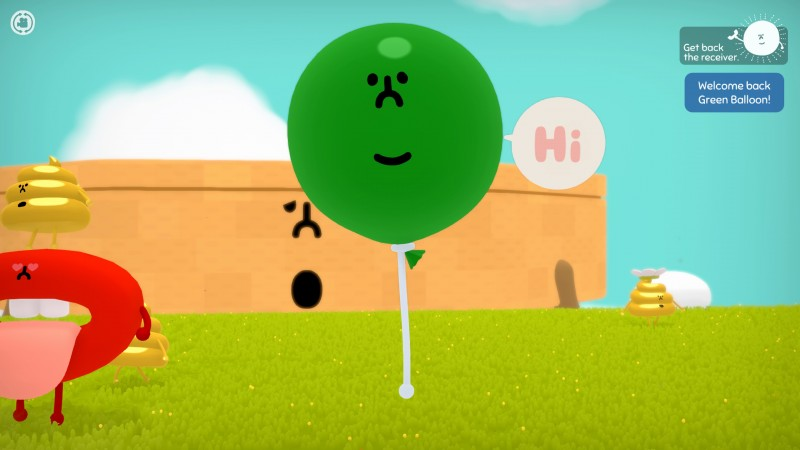 Wattam Review – A Charming Little Storybook
