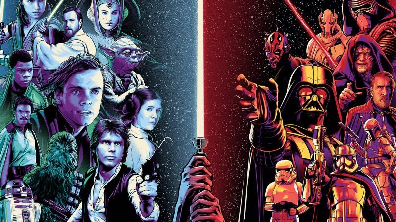 Ranking The Star Wars Films After The Rise Of Skywalker Game Informer