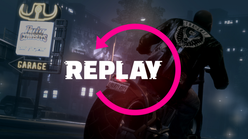 Replay – Grand Theft Auto IV: The Lost & Damned