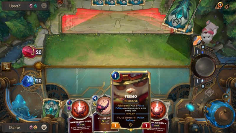 Legends of Runeterra Review – Colorful Card Combat