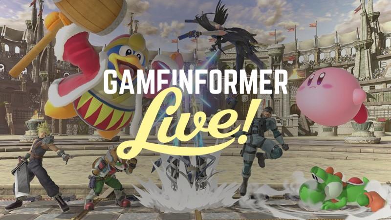 Super Smash Bros. Ultimate | GI Live