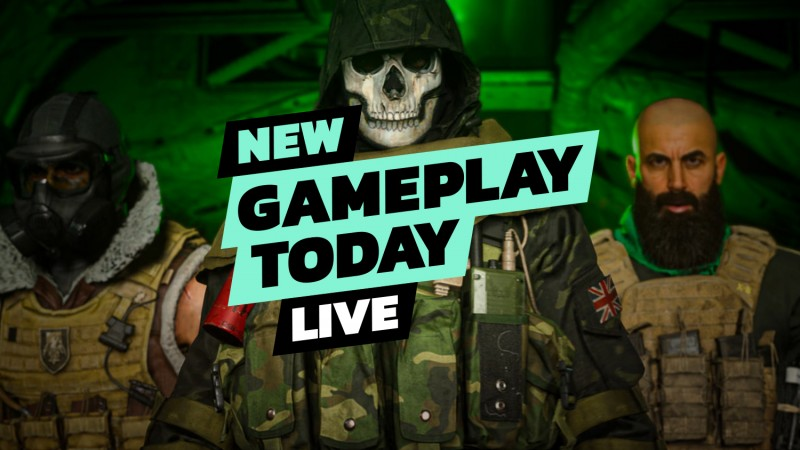 Call Of Duty Warzone New Gameplay Today Live Game Informer