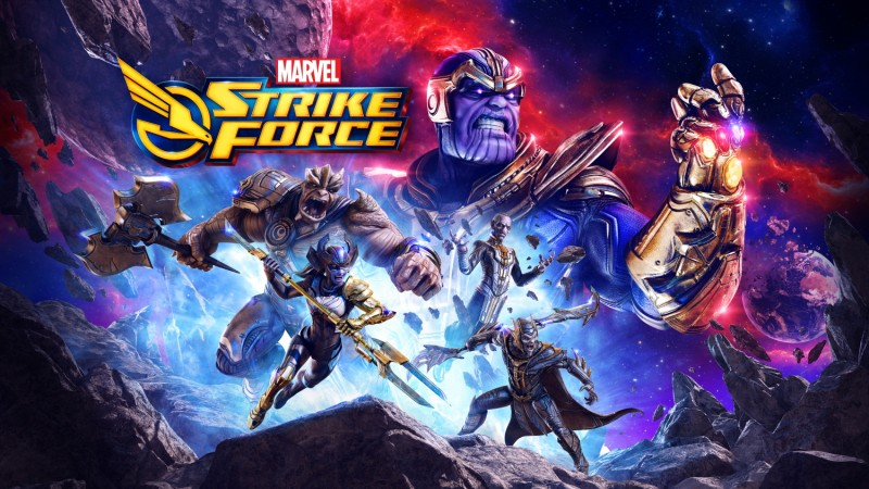 Image of article 'Marvel Strike Force Developers Talk Adding PvP, The Reemergence Of Thanos, And What Year Three Holds'
