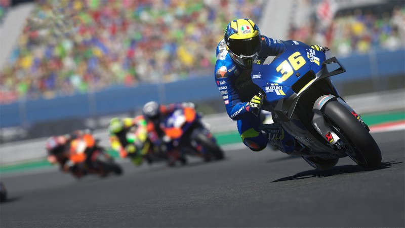 MotoGP 20 Review – Tough Turns