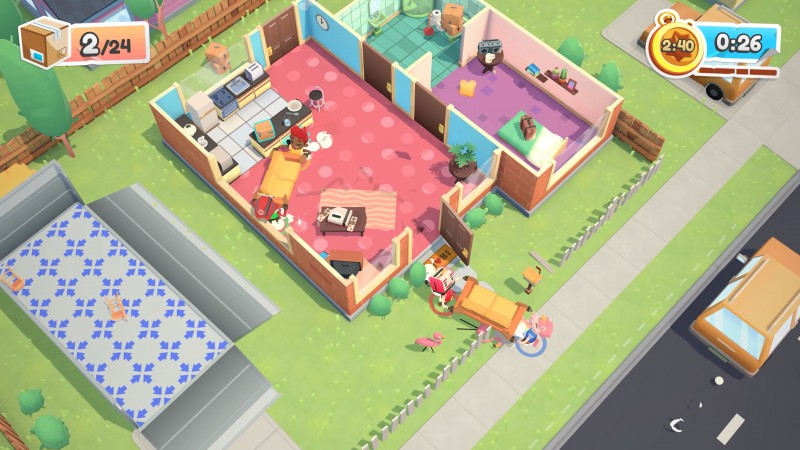 Moving Out Review – Packed With Frustration