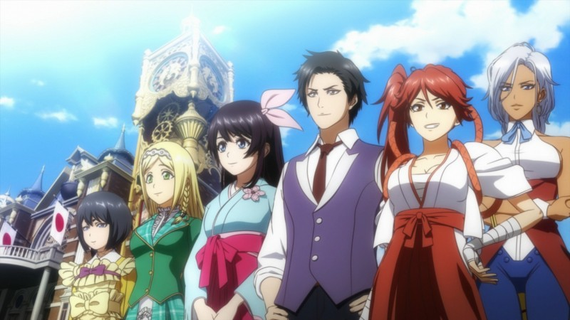Sakura Wars Review – A Delightful Return To The Stage