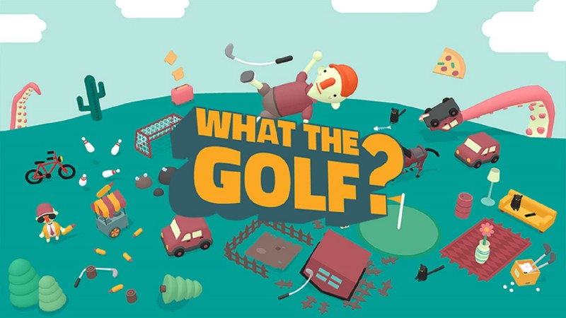 What The Golf Comes To Switch On May 21