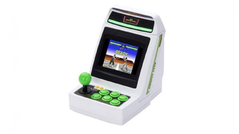 Sega Unveils The Astro City Mini Arcade Cabinet