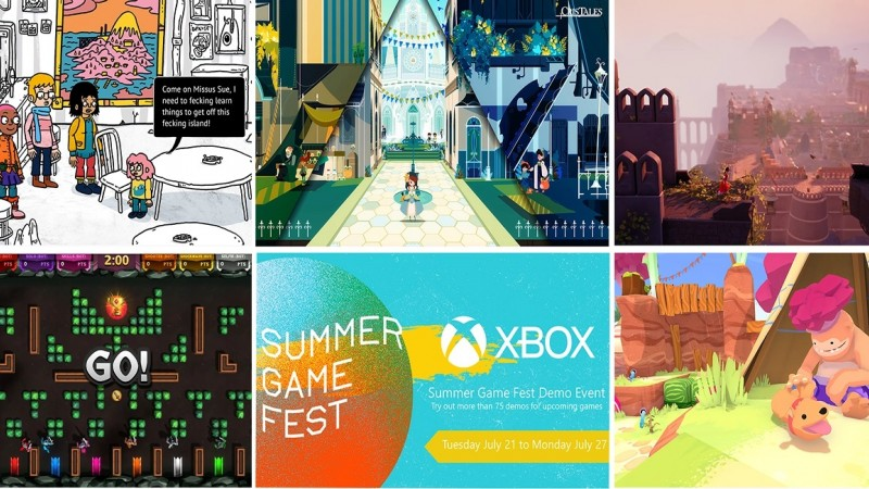 Play 70 Game Demos During Id Xbox Summer Game Fest Event Game Informer