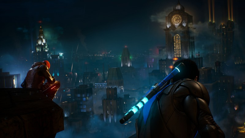 Gotham Knights' Open World Was Optimized For Co-Op 2