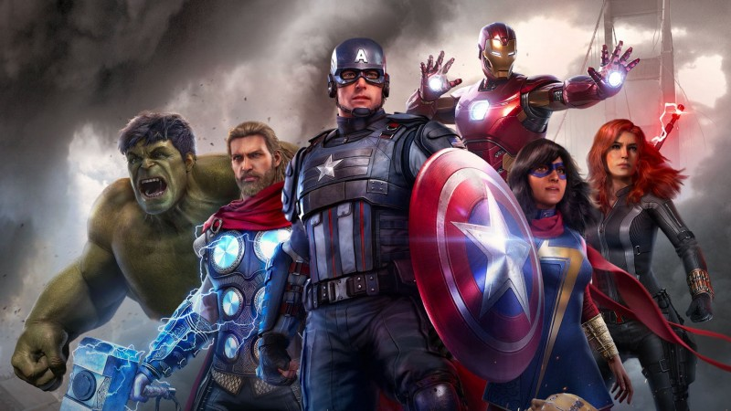 Every Playable Character In Marvel's Avengers