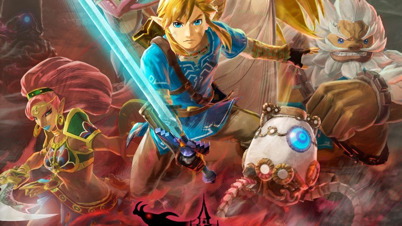 Hyrule Warriors Age Of Calamity Game Informer