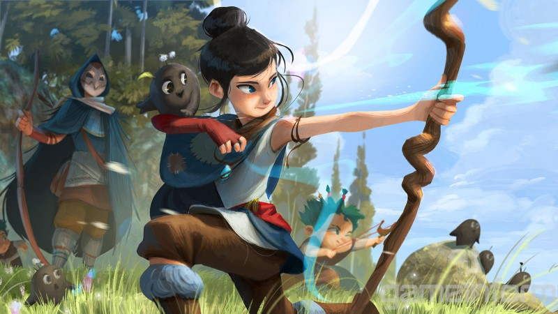 Review: Designing Kena: Bridge of Spirits' Fierce And Compassionate  Protagonist