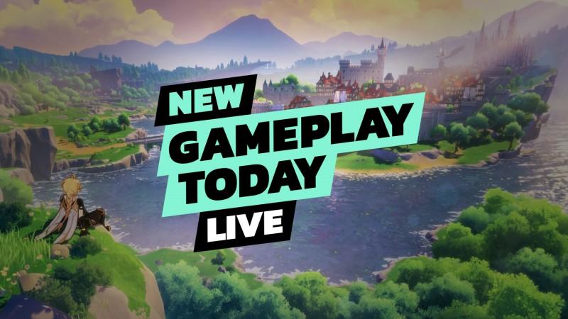 New Gameplay Today Live Genshin Impact News Akmi