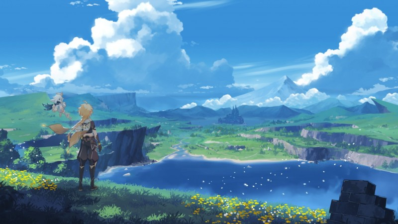 "Genshin Impact Devs Say Zelda: Breath Of The Wild Was A Big Inspiration, But Their Game Is ""Very Different"""