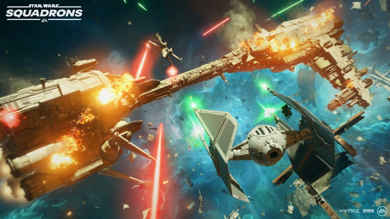 screens prev all wings - Star Wars: Squadrons Review – Roaring with excitement