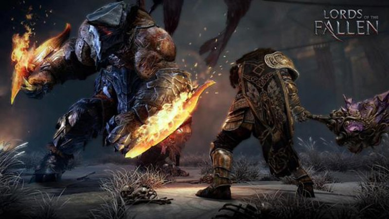 Update] Lords Of The Fallen On iOS And Android Is A 'New Experience