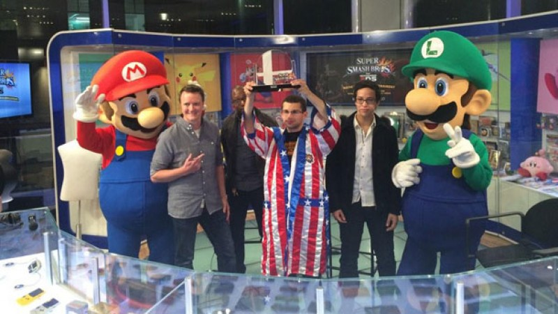 [Update] The Super Smash Bros. 3DS National Open Tournament Has Its Winner